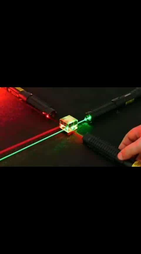 laser beam combination