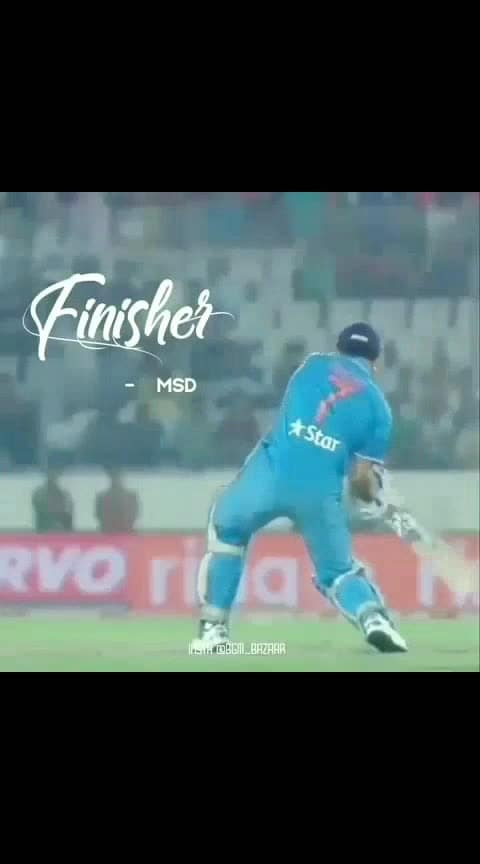#msdhoni  #msdiansforever  #dhonism  #msdhoni finisher
