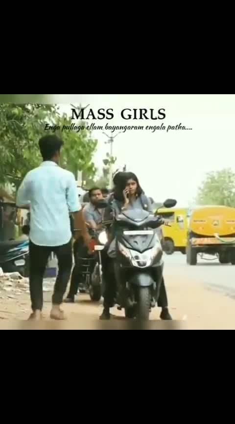 mass girls😎😎😎🤷♀🤷♀🤷♀#massscene #girls-attitude #girlsgang #pranks #funnypost