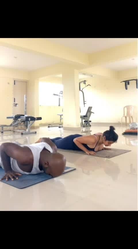Backbend flows . . . . #yoga #yogawithsamrat #yogalife #yogafit #yogaeveryday #yogainspiration