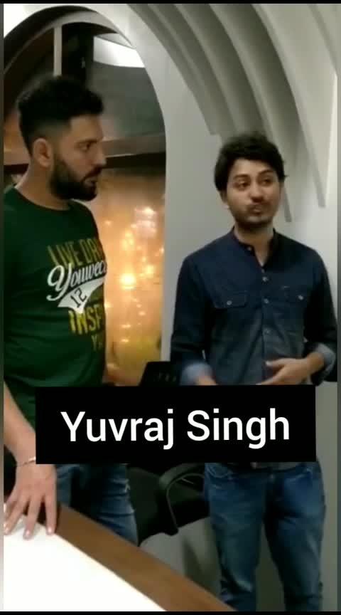 Shoutout to Yuvraj Singh #motivation #inspiration
