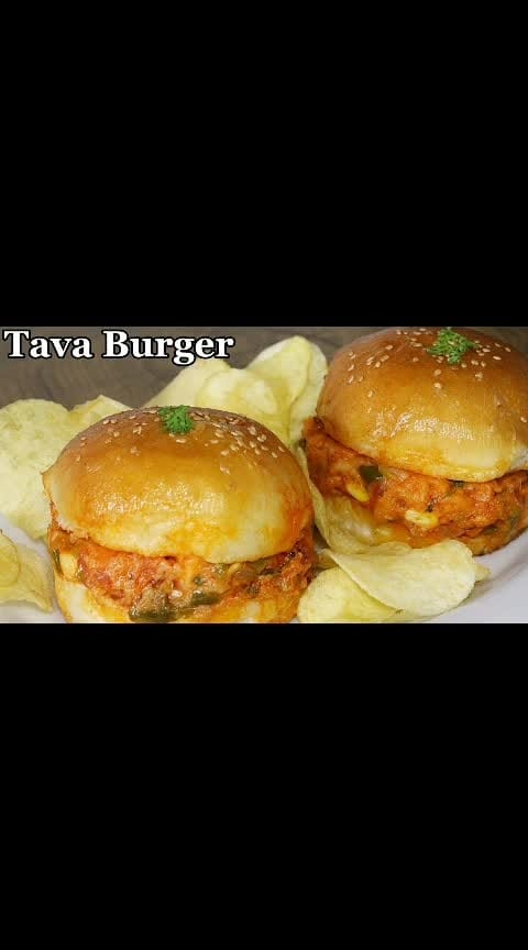 Full video recipe coming up at 10am today on my YouTube channel Kanaks Kitchen Hindi #tawaburger #kanakskitchenhindi #recipeoftheday