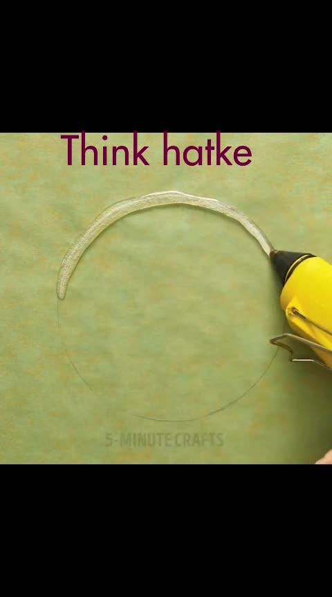 #think_hatke #homehacks #creativeminds