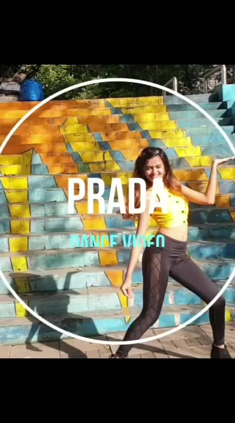 #prada out on my #youtubechannel  #watchnow #prada_song #aliabhatt #dancevideo #roposostar #loveroposo #like  #sharethevideo