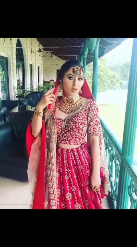 #good looking #bridal-wear