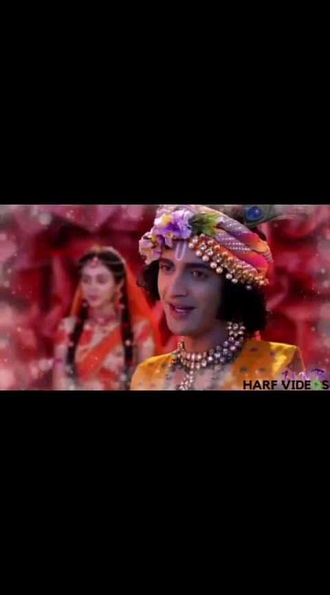 Radha Krishna  #radha-krishna