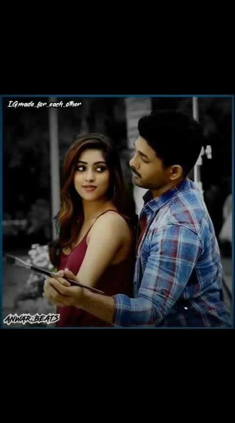 #naperu_surya_naillu_india #lovesong