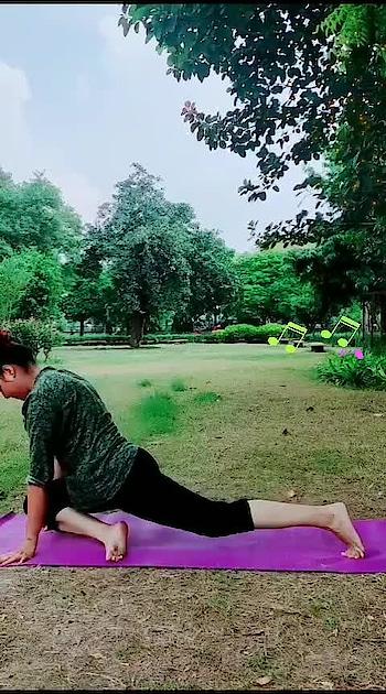 #yogaasana #yogalover #goodhealth #fitness #positive-attitude #yogainspiration #yogachallenge #yogaeveryday #yogaposes #yogapractice #rash #ropso-star #roposostar #ropsovideo #roposo-beats #roposomagic #roposoforyou #roposopage
