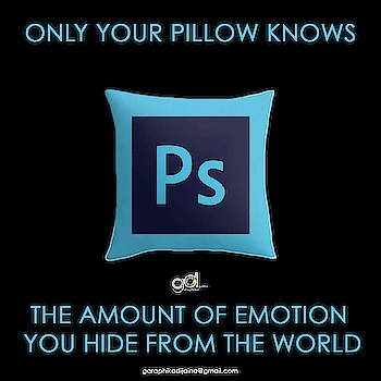My pillow is better than people At-least it rests me when I cry....  #mypillow #photoshop #graphicdesigner #artist #garaphikadijaina #tuesday #tuesdaythought #tuesdaymotivation #tuesdayMood #tuesdayvibes #graphicdesigners #creativemind #creativepeople #creativity #picoftheday #roposo  #roposodesign #roposodesigner #roposodesignerhunt