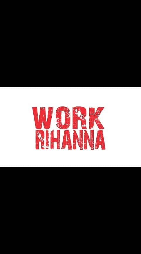 work work work rihana