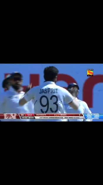 Bumrah Het-trick in test 1st vs West Indies  #jaspritbumrah  #mumbaiindians  #icc  #icc_worldcup_2019  #bcci  #indvswi  #jamnagar  #viratkohli  #rohitsharma45  #jio  #jiophone  #cricket  #cricketlovers  #ishantsharma  #jadeja_sir  #sportstv  #starsportsindia  #sonymusic  #sonytvofficial  #het-trick @jaspritbumrah1818  @viratkohlifans_club  @farsaram05