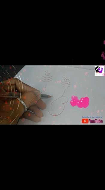#calligraphybyvarsha #resopo #tiktiktik #indian #ganeshchaturthi #ganeshchaturthi2019 #2019 #instrafollow #wayochallenge #famous_fashion_designers #famousbtsmagzine #worldcup2019 #love-status-roposo-beats #love----love----love #lovestatus #loveness #love #ganeshji #ganesha #ganeshacards