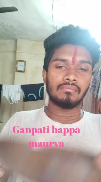 #ganpatibappamorya #like4like #likeforlike #instalike #love-status-roposo-beats