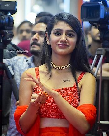 Priya Prakash Varrier stills at malayalam movie Finals Audio Launch https://southindianactress.in/malayalam-actress/priya-prakash-varrier-finals-movie-audio-launch/  #priyaprakashvarrier #southindianacress #malayalamactress #indianactress #lehenga #lehengacholi #reddress #redlehenga #fashion #style #indiandress #indiangirl #hotgirl #winkgirl #actress