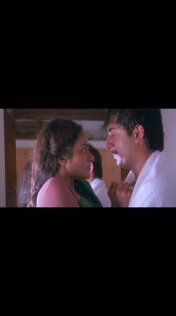 Romantic scene - Roja movie #romantic-scene #romanticstatus