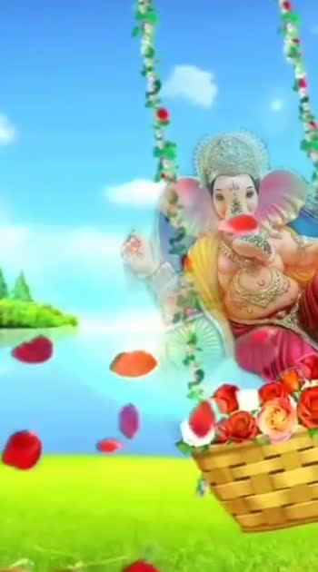 Happy Ganeshchaturthi #ganeshchaturthi  #welcomebapa