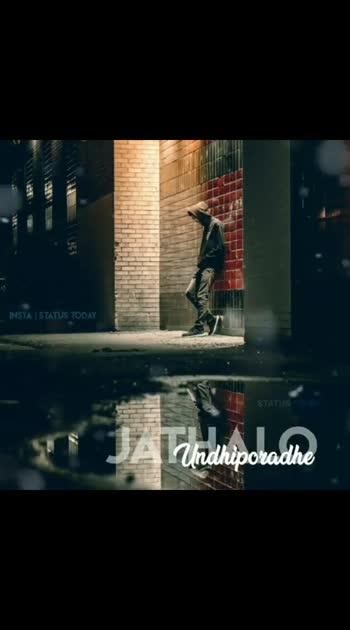 #undiporadhey 🔥💗🎵#telugulovesongs2019 #statusvideo #saisagar1195