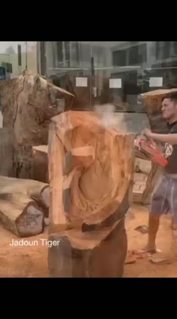 #wooden #sculpture #wow