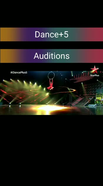 auditions #dance+5