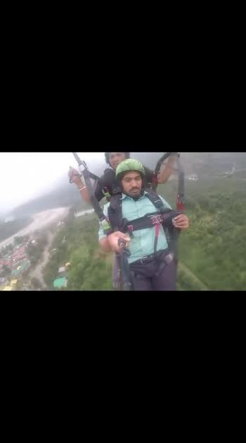 funny paragliding 😂