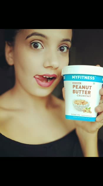 Here is my crunchiest collaboration with @myfitness @myfitness_peanut_butter @sahilkhan ❤️ For Fitness lover made from high quality fresh peanuts, this MYFITNESS PEANUT BUTTER CRUNCHY is more than a breakfast companion. It is a high protein, nutritious and crunchy treat whether used in reciepies , as a spread on sandwiches or even when simply licked off a spoon.  Really really yummmm 🥰  #stayfit#stayfitzone#gluteworkout#indianinfluencer#blogger#fitnessfreak#mumbailifestyleblogger#fitnessmitivation#immortalfitness#mumbaifashionblogger#mumbaifashionblogger#girlwhofits# #fitnessinfluencer#mumbaifitnessblogger#indianfitnessblogger#lifestyleblogger#keeplearning#keepgrowing#fitness#motivation#myfitness#sahilkhan# ❤️