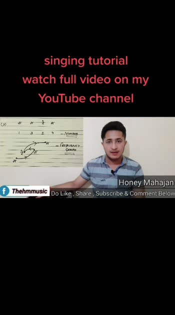 learn how to sing Indian classical music.. #Thehmmusic #vocallesson #singingtutorial #indianclassicalmusic #bollywoodsinging #westernmusiclesson