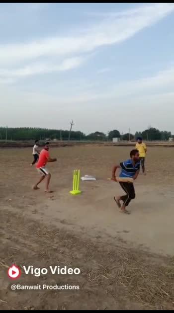 gali cricket #galicricket #cricket #roposocontest #ropoco #comdey #cricketcomedy @mr_cricket_6_ @cricket0896 @bollywoodcricketfans