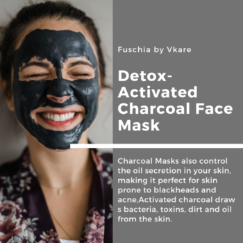 Exfoliate your skin Naturaly... Detox Face Mask - Activated Charcoal Properties : Anti-Blemish, Anti-Inflammatory  Shop Now: MYFUSCHIA.COM  #fuschia #skincare #beautyproducts #beautyblender #gorgeous #naturalbeauty #lookbeautiful #beautybasics #naturalbeautyisthebest #cleanbeauty #greenbeauty #naturalskincare #naturalbond #naturalhandmadeskincare #charcoal #skincaretreatments