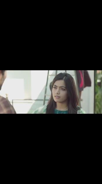 #dearcomrade #vijay-devarakonda #rashmika #bestlovescene