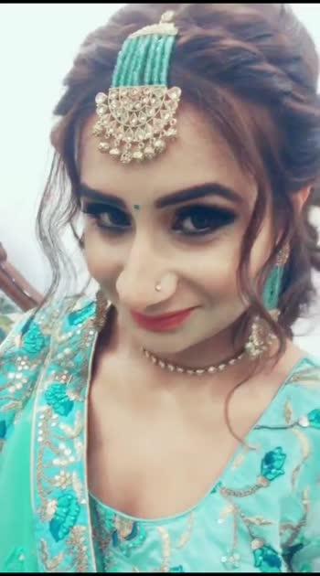 #fashion #lehenga #jassmanak #celebration #wedding #wedding-bride #fashionjewellery #makeup #bridesofindia #punjabi #punjabisong #punjabi-beat #punjabiwaychannel #punjabibeats #punjabigirls #hehe #girls