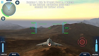 MIRAGE-2000 BEST GAME| Action Game | POWER OF FIGHTER AIRCRAFT
