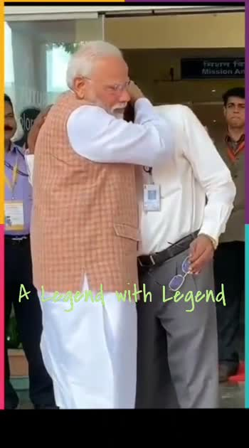 A Legend with Legend👍