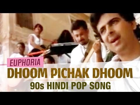 Dhoom Pichak Dhoom | Euphoria | Palash Sen | 90s Hindi Pop Songs | Archies Music