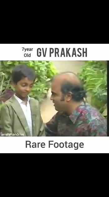 #gvprakash