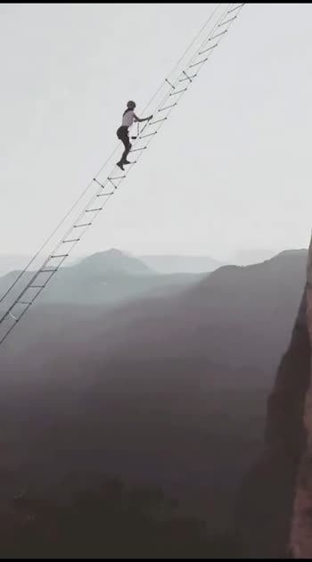 The 'Ladders to Heaven' in Austria offer such breathtaking views