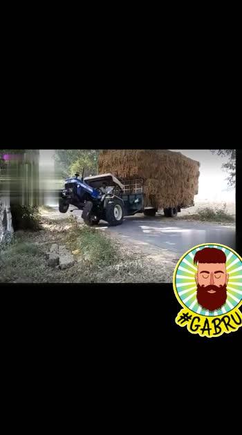amazing driver #gabru_channel #gabru_channel #roposostars