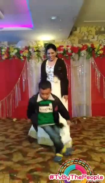 This one is really one of my great memories on roposo #oopsmoment    #oopsonroposo        #tvbythepeople i was just about to dance but  my little pie jumped in and became a super performer #oopsonroposo    #Oopsonroposo #mommyblogger #mommyandme #hello2018 #tvbythepeople #punjabi #funjabi #bhangra  #ranglapunjab #roposotalenthunt #roposotalks  #roposogal  #dancelovers #punjaban #punjabiswag #punjabisong #mastitym  #beats #chakkdephatte #aajanachle #funjabi #roposostar #letsnacho #tvbythepeople #happyhours #thediva #swag #stylereport #talenthai #soroposo #happynewyear2018 #happy new year #celebration #celebrations #maukepechauka #makeuplook #makeupblogger #funtimes #funjabipunjabi
