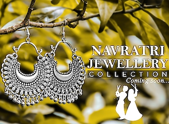 Get ready to adorn Fashionable Oxidized Jewellery for this Navratri. Stay tuned to see our latest Navratri Jewellery Collection bit.ly/Anu88888 . . . . . . . . . . . . . . . . . . . #navratri #oxidisedjewellery #oxidizedjewellery #junkjewellery #fashionjewellery #jewellery #AnuradhaArtJewellery