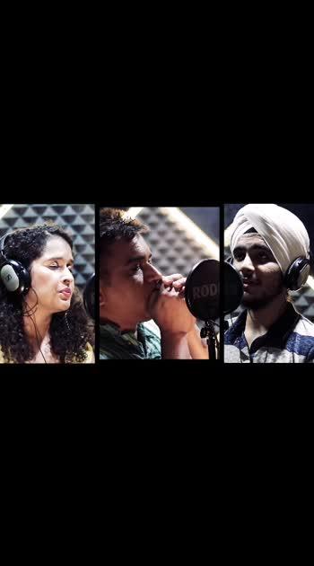 tujhe kitna chahne lage hum - a capella cover  no instruments used   #kabirsingh #bollywoodsong #latestsong #whatsappstatus #roposostars #roposomusic #roposobeats #beatschannel #risingstaronroposo