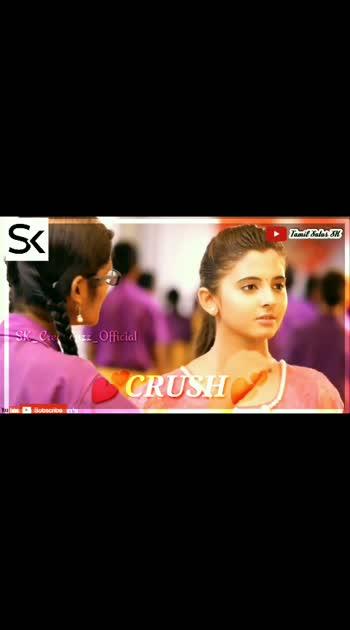 Crush #love  #whatsappstatus  #crush  #crush-love