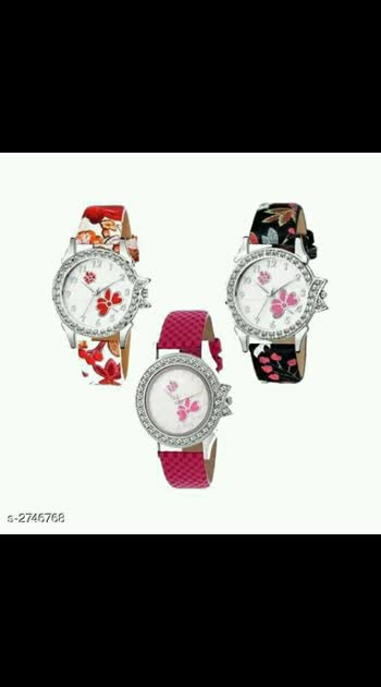women's Analog watches Rs.400