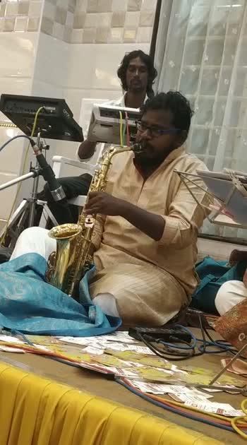 #Adi Aathadi #Ilayaraja Hits Saxophone Player Jp  #jpmusicgroups