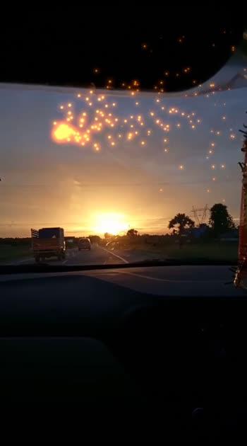#sunset #earlymorning #love #trendeing #attitude #trending