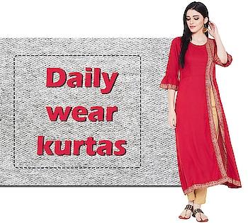 Daily wear kurtas!  https://bit.ly/2TMhS2f  #9rasa #colors #studiorasa #ethnicwear #ethniclook #fusionfashion #online #fashion #like #comment #share #followus #like4like #likeforcomment #like4comment #ss19collection #aw19 #newcollection #newcollection2019 #festivecollection #festiveseason #newarrivals2019 #newseason #dailywear #dailyearkurta #kurta