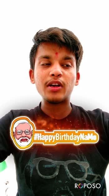 🎂💖#Happybirthdaynamo #narendramodiji