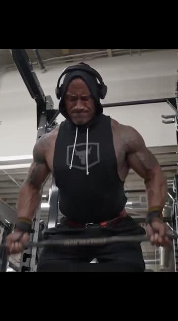 #therock #bodybuilding #workoutmotivation #workoutmode