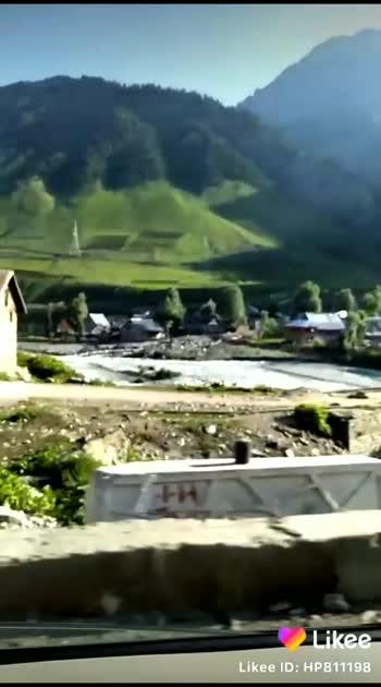 Kashmir Sonamarg Road 😍😍..
