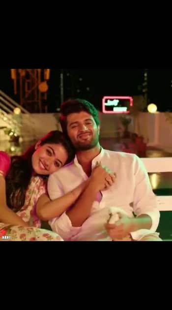 #vijay-devarakonda  #rashmikamandanna  #lovestatus  #lovemelody