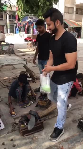 Always Help Poor and needy people #emotional #hearttouching #sauravsquad