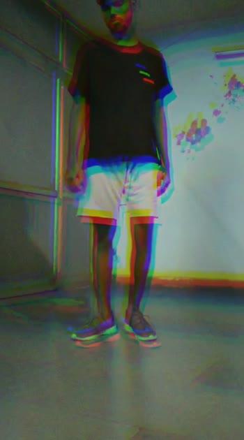 song - elastic heart #dance #freestyle #poping  #animationdance #roposostar
